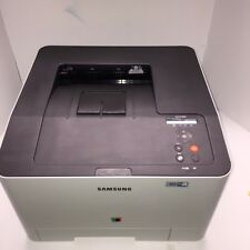 Samsung CLP-415NW Color Laser Printer Just Under 4k Page Count