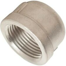 """1-1/4"""" 316 STAINLESS STEEL PIPE CAP (10 PIECES)"""