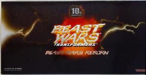 Takara Transformers / Beast Wars back home have the strongest Beast showdown...