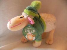 """Lucky Irish i sentimentali pecore giocattolo morbido con tag 9"""" in buonissima condizione"""