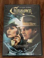 Chinatown - Dvd - Jack Nicholson Faye Dunaway Widescreen Like New