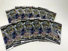 Yu Gi Oh! Rivals of Pharaoh Booster Pack 5 Cards Per Pack -  12 SEALED PACKs