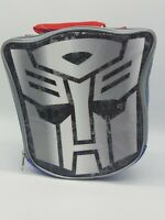 TransFormers Autobots School Insulated Lunch Bag Snack Box