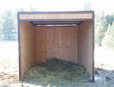 Storage Shed Frame Kit 8x8 easy to assemble and portable
