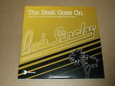 Bob Sinclar:  The Beat Goes On  CD Single  NM