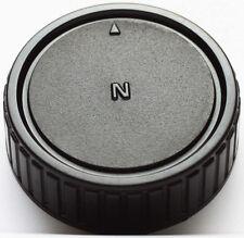Vintage Rear Lens Cap For Nikon F AI AIS Non-Ai AF Mount Lenses Made in Japan