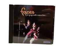 FACES FIVE GUYS WALK INTO AN BAR RHINO 15 TRACK SAMPLER CD RARE DISC NTMT CONDIT