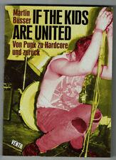Martin Büsser - If The Kids Are United (Buch) + Doppel-CD Punkrock-Hörspiel NEU