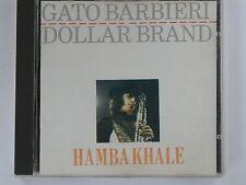Gato BARBIERI - Dollar BRAND - Hamba Khale - Scarce CD