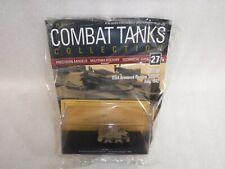 Deagostini Combat Tanks Collection Magazine & Model Issue No 27 Sealed New