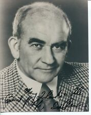 Ed Asner Mary Tyler Moore Lou Grant Elf Disney Pixar UP Signed Autograph Photo