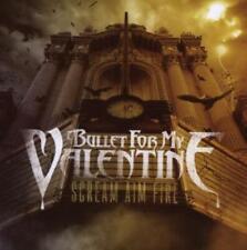 Bullet For My Valentine - Scream Aim Fire  CD #G107186
