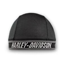 HARLEY-DAVIDSON Skull casquette bonnet, Polyester sk51690