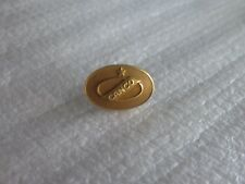 Old /10 10k Gold Filled Canco 1 Star Loyal Service Pin