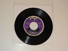 """LYN COLLINS think about it / ain't no sunshine 7"""" RECORD JAMES BROWN 45 RPM"""