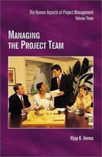 Organizing Projects for Success (Human Aspects of Project Management) (Human As