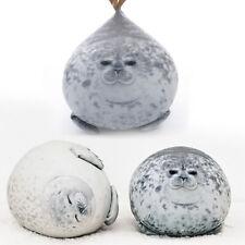 Chubby Blob Seal Osaka Aquarium  Plush Pillow Cute Ocean Animal Toy Stuffed