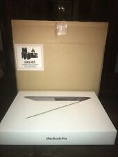 New listing Apple Mac 15-inch MacBook Pro A1990 - Empty box Only Free Shipping