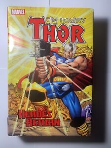The Mighty THOR Heroes Return Omnibus Collects #1-35 Vol 1 Marvel HC