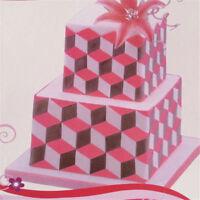 Fondant Cake Sugarcraft Cupcake Equipment Tool Cutter Icing Embosser Mold QK