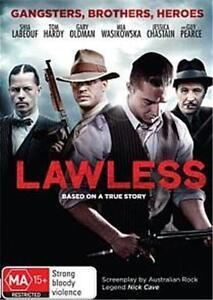 LAWLESS : NEW DVD