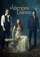 "The Vampire Diaries TV Show Fabric poster 20""x 13""  Decor 71"