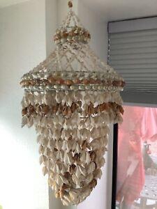 Seashell Chandelier Hanging Decor
