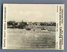 "Australia, Sydney  Vintage silver print. Photo from the Series ""Gustav Boehm&#03"