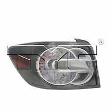2007 2008 2009 MAZDA CX-7 REAR TAIL LIGHT LAMP ( TYC ) LEFT DRIVER SIDE LH
