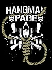 Autographed Adam Page 18 x 24 Poster, Hangman Page Elite Hung Bucks NJPW ROH