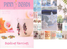 Beading Book(s)  Pinn BEADING  EARRINGS New Copy!  Out of Print!