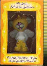 PIMBOLI diddl ANGEL GUARDIAN Miniatura Resina Dipinta Mano 4,5cm