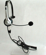 Telephone Headset for Cisco Phone Headset Jack Monaural Headset (H10D CIS)