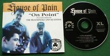 House of Pain On Point inc Beatminerz Mixes Lethal CD Single