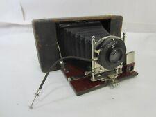 Antique Ansco No.10 Model B Fold Out Camera