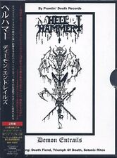 Hellhammer ‎– Demon Entrails (2008,2xCD, Remastered, Limited Edition, Japan) NEW