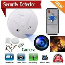 Hidden Motion Smoke Detector Smoke Fire Alarm Detector Video Recorder Camera