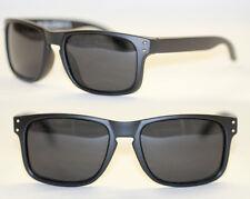 Sport Sonnenbrille Retro schwarz matt polarisiert NEU Damen u. Herren 987