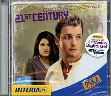 = GROOVE COVERAGE - 21st CENTURY // CD sealed from Poland