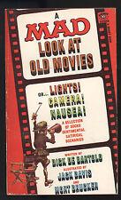 A Mad Look At Old Movies (1966) PB 1st Print Dick DeBartolo Drucker Davis Fine-