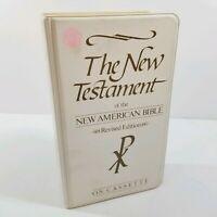 The New Testament of the New American Bible Revised Edition On Cassette 1987