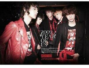 SHINee - 2009 Year of Us CD NEW
