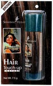 Shahnaz Husain Hair Touch Up Brown  7.5g  free shipping  UK