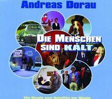 Andreas Dorau Die Menschen sind kalt (1998) [Maxi-CD]