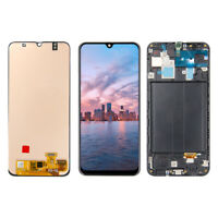 CA For Samsung A30 SM-A305G A305G/DS A305F/DS LCD Touch Screen Digitizer ± Frame