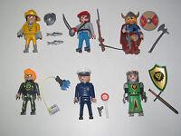 Playmobil Figurine Serie 8 Homme Personnage + Accessoires Modèle au Choix NEW