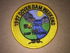 Dover Dam Weekend 1997 Patch