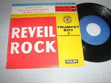 TRUMPET BOY EP FRANCE REVEIL ROCK
