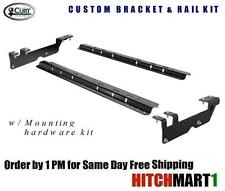 5TH WHEEL HITCH CUSTOM BRACKET PACKAGE FOR 2015-2018 FORD F-150 PICKUP 16442-204