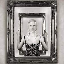 DOMINIC ROUSE - Twisted Girl in a Mirror SURREAL Art Signed Ltd Edition Print